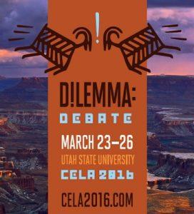 CELA 2016 conference logo